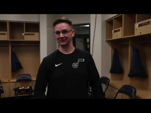 The Gear Guru: Behind The Scenes With The Utah Jazz Equipment Manager