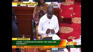 2019 Budget Theme; A Stronger Economy for Jobs and Prosperity (15-11-18)