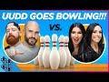 UUDD GOES BOWLING: THE IICONICS vs. THE BAR - Round One