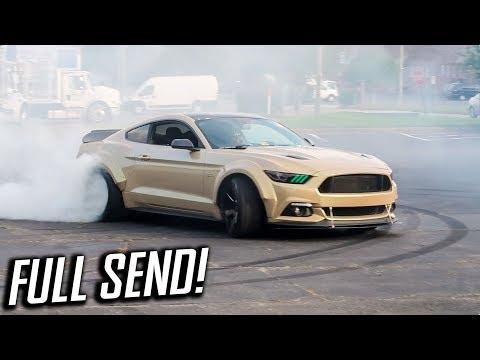 MUSTANG GT VS. THE WORLD! (Full Send Alert!)