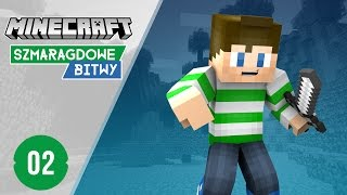 Minecraft: Szmaragdowe Bitwy #02 - Wiedźma na chacie