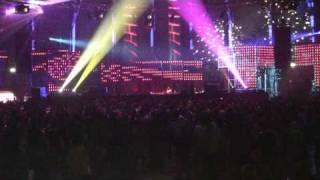 Sandrien & Monica Electronica @ Awakenings Anniversary 12-04-09 Gashouder Amsterdam