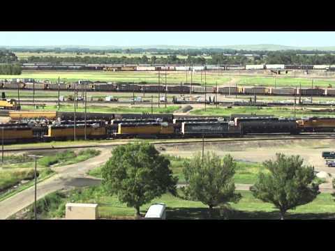 Bailey train yard