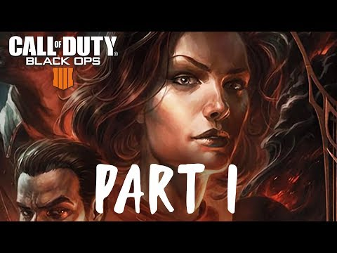 Call of Duty Black Ops 4 Zombies Gameplay Part 1 - TITANIC ZOMBIES! (Voyage of Despair PS4 PRO)