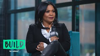 "Nia Long Talks About ""The Banker,"" The New Apple TV+ Film Based On True Events"