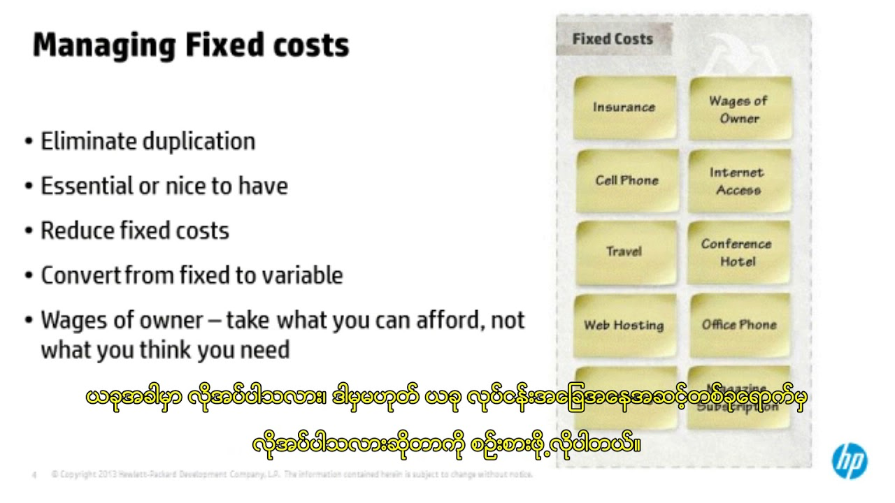 managing fixed and variable costs in a business essay Eco 561 week 3 managing fixed and variable costs for i can write your papers  and it is important to understand how business decisions differ in.