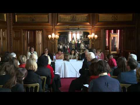 Gender-Sensitive Parliaments: A breakfast to mark International Women's Day