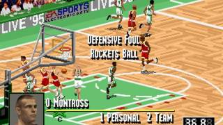 NBA Live 95 (Hitmen Productions) (MS-DOS) [1995]