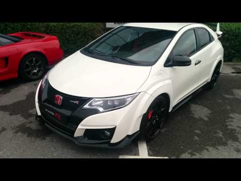 honda civic type r fk2 pre production model youtube. Black Bedroom Furniture Sets. Home Design Ideas
