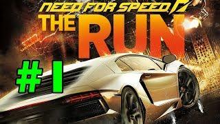 HINDI | NEED FOR SPEED THE RUN PC Gameplay Walkthrough Part 1 (Let