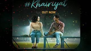 Khairiyat - Arijit Singh (JNp Remix)