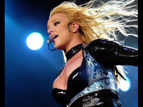 Britney Spears -Toxic DVD Live in Zurich HD - YouTube