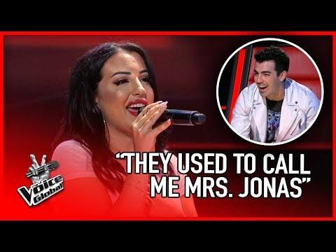 SURPRISING Joe Jonas FAN on The Voice | STORIES #24 Mp3