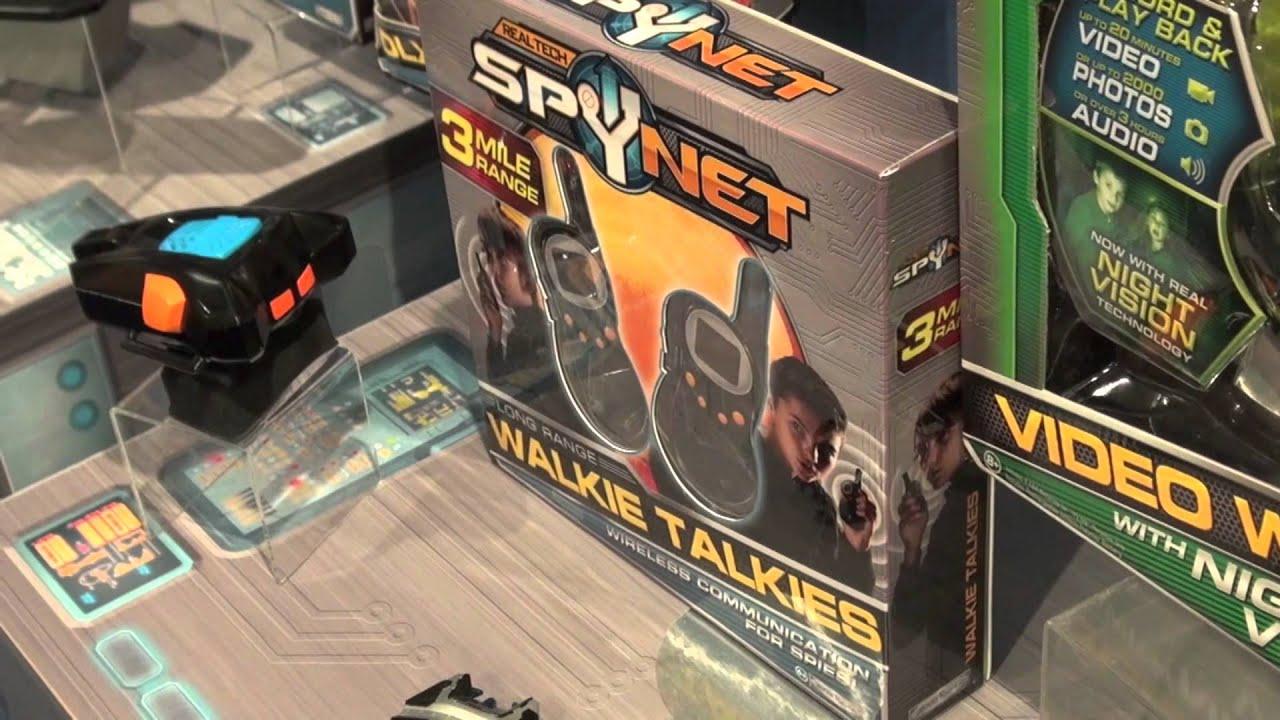 84ce17585a5e69 Spy Net 2012 Preview - YouTube