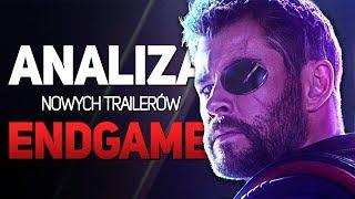 Wymiar kwantowy?! Analiza nowych trailerów AVENGERS ENDGAME!