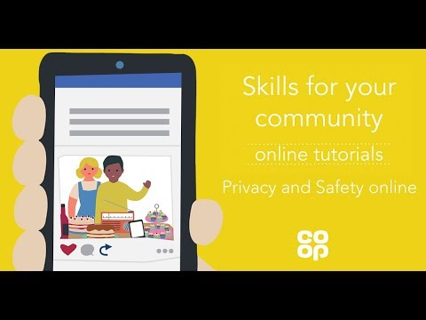 Our Co-op Communities: Privacy and Safety online