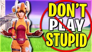 How To Play SMARTER In Fortnite Season 11! Win More..