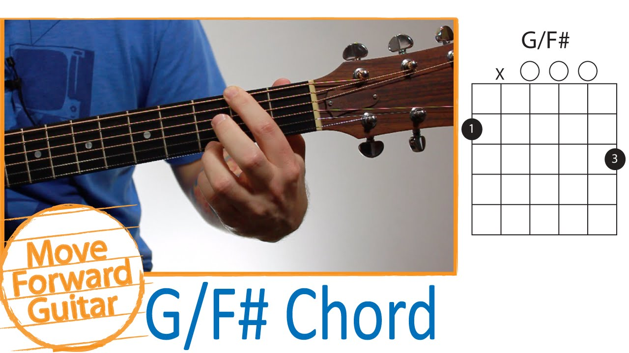 Guitar Chords For Beginners Gf Version 2 Youtube