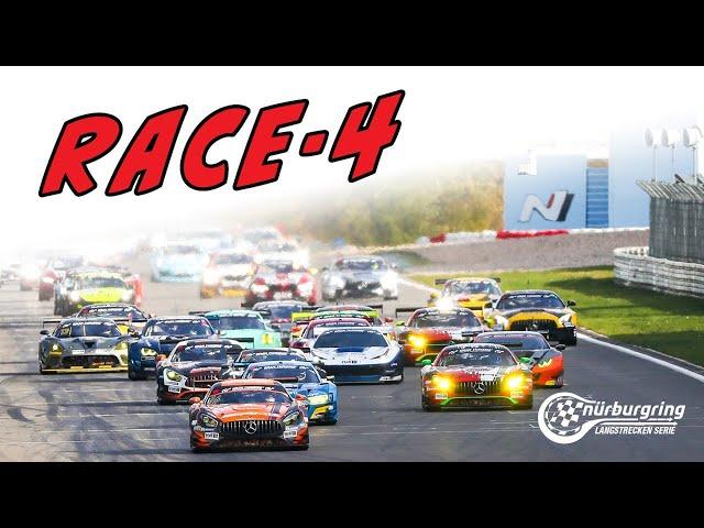 LIVE: Race 4 Nürburgring Endurance Series