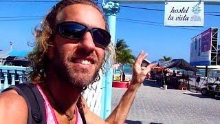 "Exploring San Pedro, Belize on the REAL ""La Isla Bonita"""