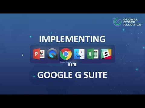 Implementing SPF, DKIM and DMARC in Google G Suite