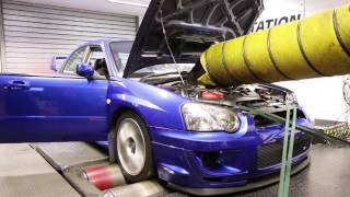 OcUK RR16 - ScoobyDoo69 - Subaru Impreza WRX STI (Second Run)