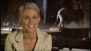 Rachael Taylor Interview on the set of Transformers, 2007