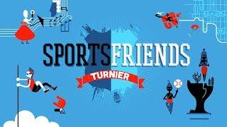 Kung Foot, Barabariball & Super Pole Riders - Das Sportsfriends Turnier