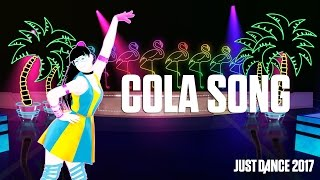 INNA Ft. J Balvin - Cola Song  | Just Dance 2017 | Official Gameplay preview