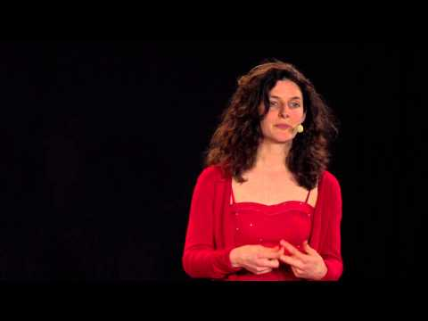 Living like a cavewoman in Amsterdam: Marianne van Dijk at TEDxLeiden