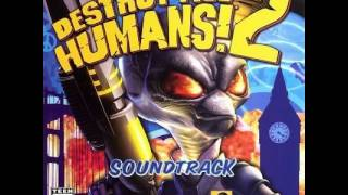She Changes Like The Weather - Destroy All Humans 2