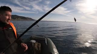 Открытие сезона 2021 морская рыбалка