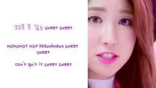 LABOUM - Sugar Sugar Lyrics {Han/Rom/Eng} *COLOR CODED* Mp3
