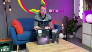 Philips Hue Appear & Philip Hue Attract ausgepackt (Unboxing)