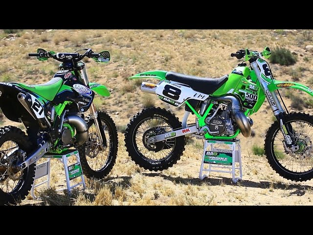 TWO-STROKE TUESDAY: BEST BUILDS OF 2017 PART-1 | Dirt Bike Magazine