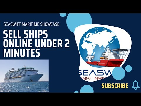 How To Sell Your Marine Assets in 2 Minutes