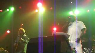 BARRINGTON LEVY Living Dangerously Prison Oval Rock Under mi sensi LIVE PT 1 AMSTERDAM REGGAE 2010