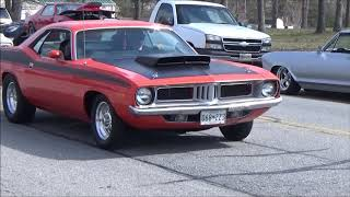 Drive Bys of Classic and Muscle Cars Dreamgoatinc Video