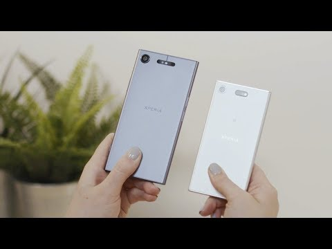 Discover Xperia XZ1 and Xperia XZ1 Compact in a Hands-on Exclusive