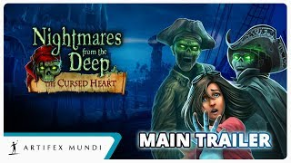 Nightmares from the Deep: The Cursed Heart Official PS4 trailer