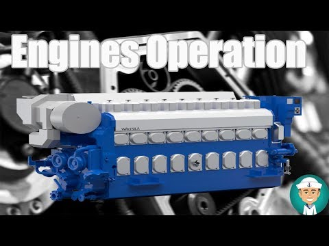 Operation and Surveillance of Diesel Auxiliary Engines