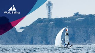 Preview | Ready Steady Tokyo & Hempel World Cup Series Enoshima 2019