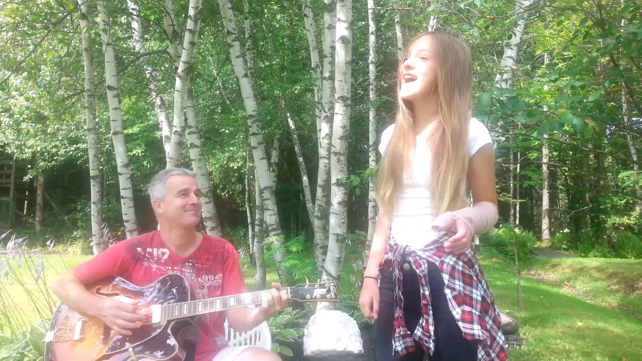 Cheap Thrills - Sia (Félicia Caux cover) 12 years old - YouTube