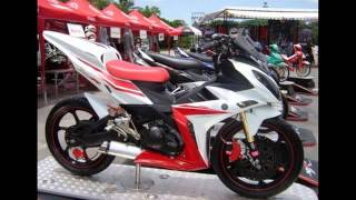 Repeat youtube video Yamaha Jupiter Modif Paling Keren Terbaru