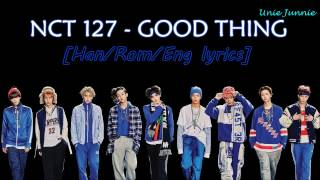 Pls check the corrected! i'm sorry if i make mistake^^ album; nct #127 limitless (2nd mini album) tracklist no.2: good thing 127 – (2n...