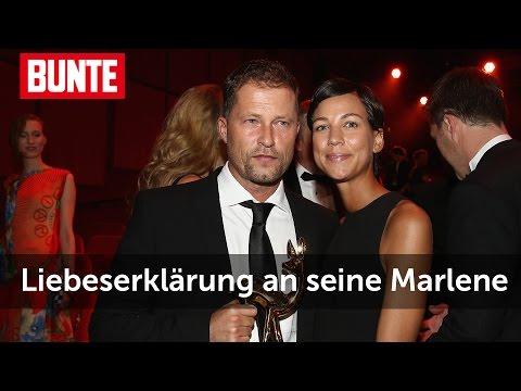 Til Schweger - Liebeserklärung an seine Marlene  - BUNTE TV