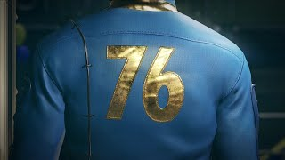 Fallout 76 _ Official Teaser/Trailer _ Bethesda Software _ Red X