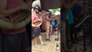 Urban Achievers Brass Band- Bourbon Street Parade