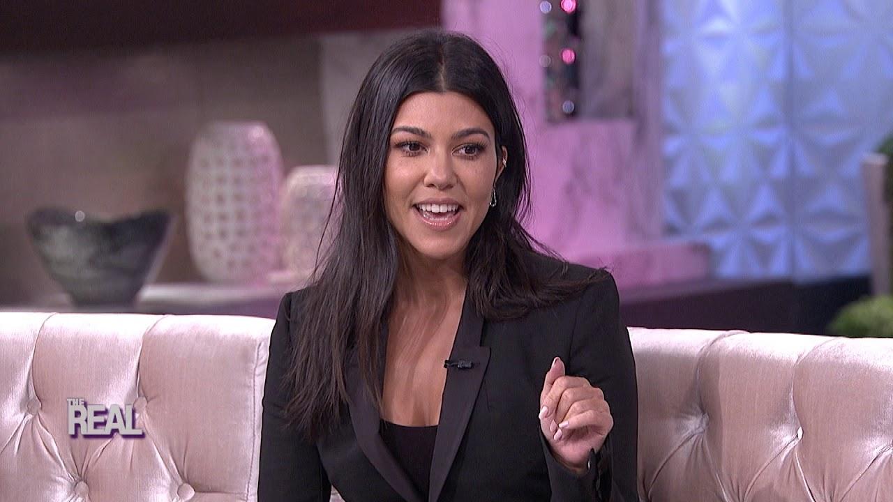 FULL: Kourtney Kardashian on Turning 40 and More!