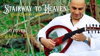 Stairway To Heaven - Led Zeppelin - (Oud Cover) Ramy Adly